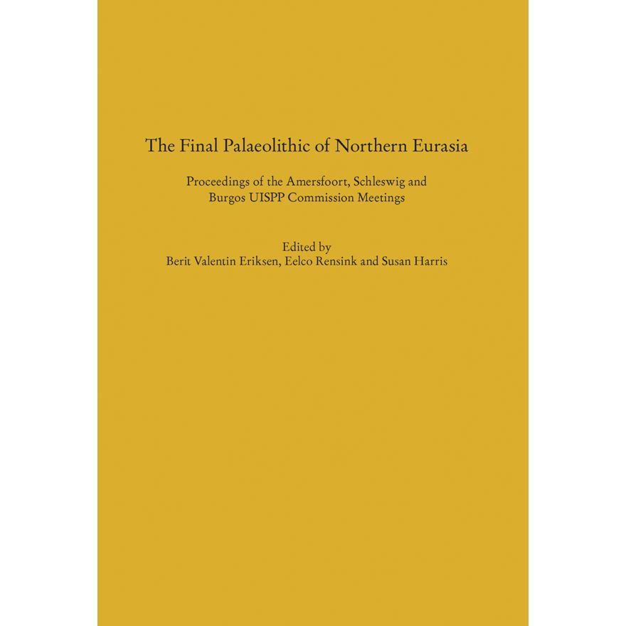 The Final Palaeolithic of Northern Eurasia